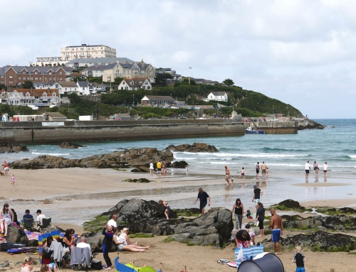 Holiday to Newquay, Cornwall
